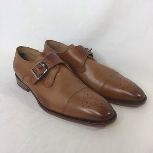 New 3DM Lifestyle Genuine Leather Dress Shoes